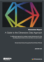 Dimensions Guide Cover